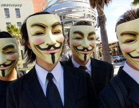 Anonymous (group)<br />photo credit: Wikipedia