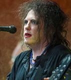Robert Smith<br />photo credit: Wikipedia