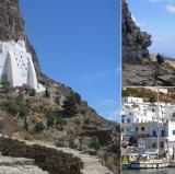 Amorgos, Greece<br />photo credit: sail-wind.org