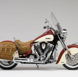 On the Seat of My Indian Motorcycle<br />photo credit: totalmotorcycle.com