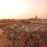 Marrakesh, Morocco<br />photo credit: Wikipedia