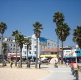 Venice Beach, Los Angeles, California<br />photo credit: Wikipedia