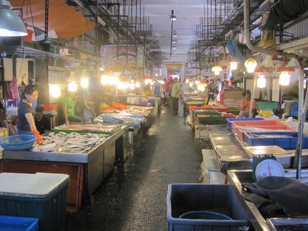 Pj pereira for San francisco fish market