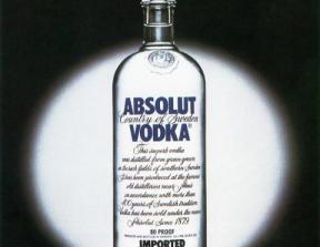 ABSOLUT VODKA Print Campaign<br />photo credit: absolutad.com