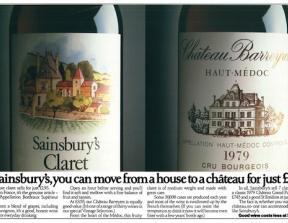Sainsbury's Print Ads<br />photo credit: bhatnaturally.com