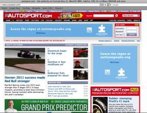 Autosport<br />