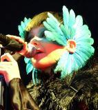 Björk<br />photo credit: Wikipedia