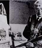 L.S. Lowry<br />photo credit: Wikipedia