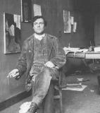 Modigliani<br />photo credit: Wikipedia