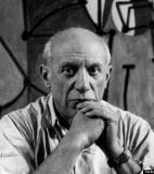 Pablo Picasso<br />photo credit: huffingtonpost.com