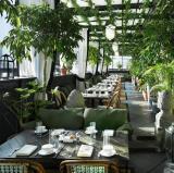 Gramercy Hotel Rooftop Bar, New York City<br />photo credit: hauteliving.com