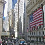 Wall Street, New York City<br />photo credit: Wikipedia