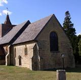 All Saints' Church, Tudeley, Kent<br />photo credit Wikipedia