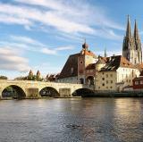 Regensburg, Germany<br />photo credit: Wikipedia